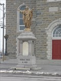 Image for Statue of Sacred Heart of Jesus - Sayabec, QC