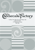 Image for Cheesecake Factory - Palo Alto, CA