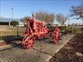 Image for 1939 Farmall F20 tractor - Frisco Texas