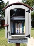 Image for Jamesborough Street Little Free Library - Austin, TX