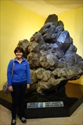 Image for Largest Quartz Crystal Cluster on display in the World