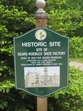Image for Sears-Roebuck Shoe Factory - Springvale, ME.