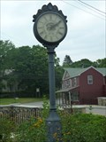 Image for Town Clock - N. Stonington, CT