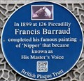 Image for Francis Barraud - Piccadilly, London, UK
