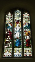 Image for Stained Glass Windows, St Michael the Archangel - Framlingham, Suffolk