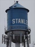 Image for Water Tower - Stanley ND