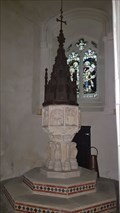 Image for Baptism Font - St Mary - Brome, Suffolk