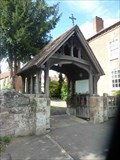 Image for Lych Gate, St Cassian's, Chaddesley Corbett, Worcestershire, England