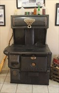 Image for Michigan Stove Co. Garland Wood-Fired Stove - Alpine, TX