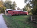 Image for Newport covered bridge - Newport, Indiana