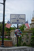 Image for Lance Cpl. Thomas S. Perron Bridge - Whitinsville MA