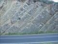 Image for Rock Stratification, Sintra, Portugal