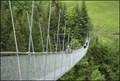 Image for Steel-rope Bridge - Switzerland