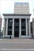 Image for Sunburst Bank Building -- Smith Park Architectural District -- Jackson MS