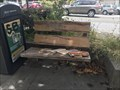 Image for Bench on Solano Ave  - Albany, CA