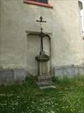 Image for Kríž u kostela  - Herálec, okres Havlíckuv Brod, CZ