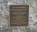 Image for Civil War Monument - Camp Chemung - Elmira, NY