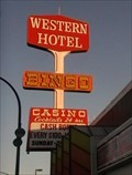 Image for Western Hotel & Casino  -  Las Vegas, NV (Legacy)