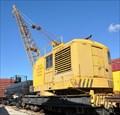 Image for US Navy Locomotive Crane #84-00412