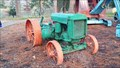 Image for John Deere Model D Tractor - Riverside Park - Grants Pass, OR
