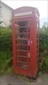 Image for Red Telephone Box - High Street - Gislingham, Suffolk