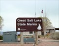 Image for Birdwatching at the Great Salt Lake State Marina - Magna, Utah USA