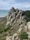 Image for Le rocher du diable - Carolles - France