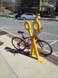 Image for Scissors Bike Tender - Fayetteville AR