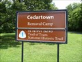 Image for Trail of Tears Removal Camp - Cedartown, Georgia