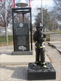 Image for Fireman's Prayer Monument--Doon, IA