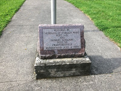 Restored by