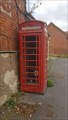 Image for Red Telephone Box - Church Street - Cropwell Bishop, Nottinghamshire