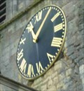 Image for Clock, St Mary the Virgin (Tewkesbury Abbey), Tewkesbury, Gloucestershire, England