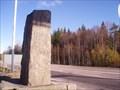 Image for Norwegian Border Stone - Ørje, Norway