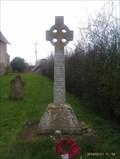 Image for War Memorial - Redlingfield, Suffolk