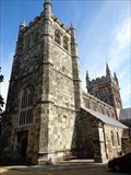 Image for Minster Church - Bell Tower - Wimborne, Dorset, UK.