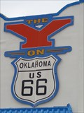 Image for The 'Y' Service Station - Route 66 - Clinton, Oklahoma, USA