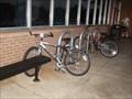 Image for Edmond YMCA bike rack - Edmond, OK