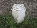 Image for B941 Milestone - Pitcorthie, Fife.