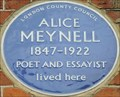 Image for Alice Meynell - Palace Court, London, UK