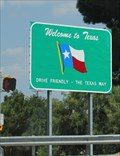 Image for Welcome to Texas -- Eagle Pass TX