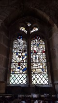 Image for Stained Glass Windows - St Cuthbert - Doveridge, Derbyshire