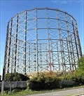 Image for Lattice Gas Holder - Remnant - Greenwich,  London, Great Britain.