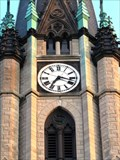Image for Church of the Gesu Clock - Milwaukee, Wisconsin