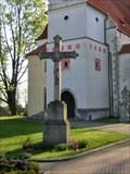 Image for Churchyard Cross - Horni Stropnice, Czech Republic
