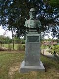 Image for Brigadier General Nathan G. Evans Bust - Vicksburg National Military Park