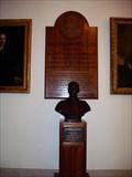 Image for Woodrow Wilson @ the Statehouse Rotunda - Trenton, NJ