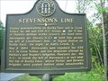 Image for Stevenson's Line-GHM-155-20-Whitfield Co.