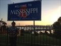 Image for Mississippi State Welcome Sign