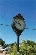 Image for Plaza Clock - Washington, MO
